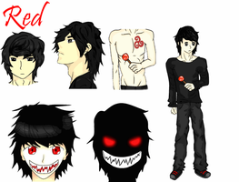 Red Cursed OCT reference sheet by uchiha-13
