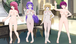 Heavens Cage Girls Nude by quamp