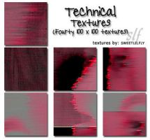 Textures  Technical by sweetlilfly