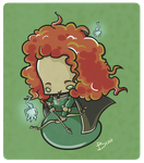 merida by drwarumono