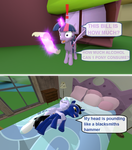 Ask True Blue tumblr 158 by Out-Buck-Pony