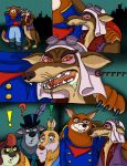 Literary Rabies 3 by Fisherella