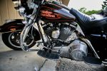 Harley Davidson FLHS stock 01 by pynipple