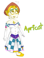 EB: Apricot by PuppyLuver
