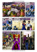 DragonBall Multiverse 1112 by HomolaGabor