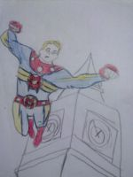 miracleman and big ben by ermacisback