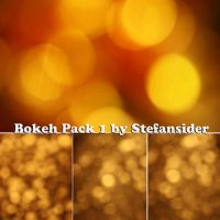 Golden Bokeh by Stefansider