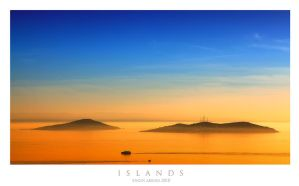 Islands by petted