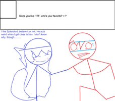 Question 16# Fave HTF character by Ask-Cat-and-OCs