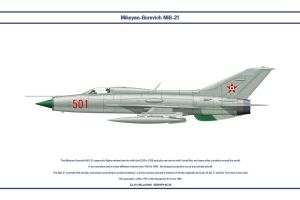 MiG-21 Hungary 3 by WS-Clave