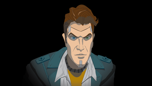 Handsome Jack by butabi7293