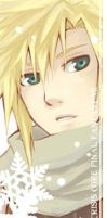 Bookmark: CCFF7-Cloud by semokan