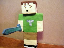 Minecraft Buscus by noxzimbyp