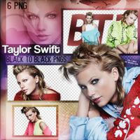 PNG Pack(374) Taylor Swift by BeautyForeverr