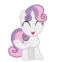 Vector: Sweetie Belle 3 by EStories