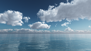 water and sky by pataphysic