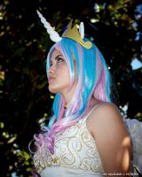 Princess Celestia by MissJonaLyn