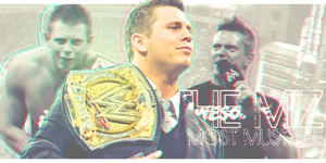 The Miz Most Must See Tag by TattyDesigns