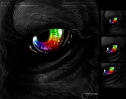 Mystery's Eye - Icon by soulspoison