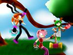 CE: Team GF Sonic Boom Style by TipsyRa1d3n