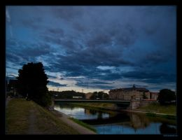 Blue Evening by rici66