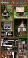 Granny's cottage by geekySquirrel