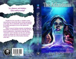 the atlantians book cover by keithid