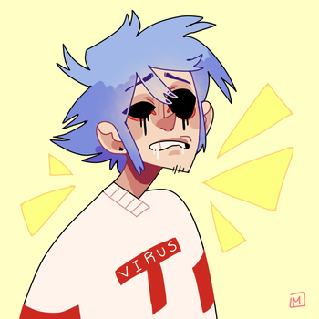 2D boopb by Doodtrot