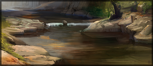 River by Raironu