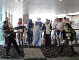 Otakon 2012 League of Legends 2 by chibifool