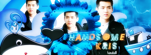 [Gift] Handsome Kris by HanaBell1