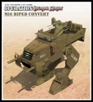 Halftrack Conversion Concept by Rob-Cavanna