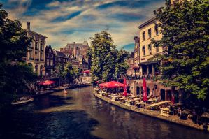 Postcard from Utrecht by floppyrom