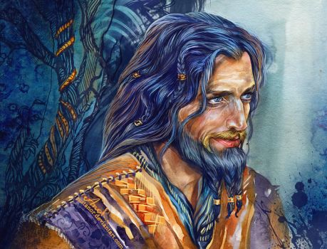 ASOIAF - Daario Naharis by JustAnoR