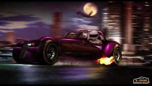 Caterham Super7 by x-tomi