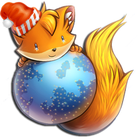 Firefox by Dragon-Dark