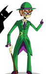 The Riddler by bobpatrick7