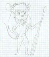 Gadget hackwrench with a screwdriver by mordredderby