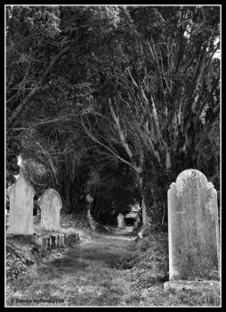 A Grave End by Kernow-Photography