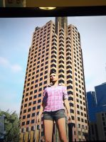 Moved in to Los Santos by meandyouplay2