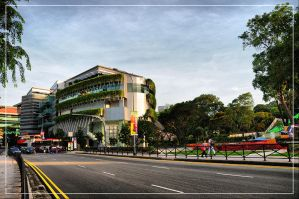 SMU HDR by log1t3ch