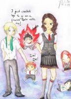 Draco just wants Hermione to.. by Lavatory-Attendant