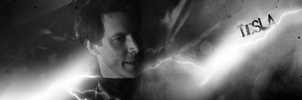 Tesla -black and white- by 1love1jesus