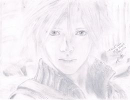 Cloud Strife~FFVII:AC by samui153