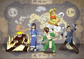 The Avatar Collab by TheArgoNinja