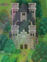RPG Maker's custom abbey by AlJeit