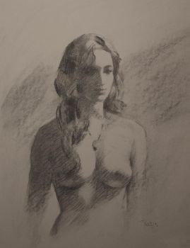 Female Figure 2 by cpatio