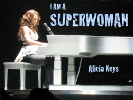 Alicia Keys - Superwoman by Seattle-Storm