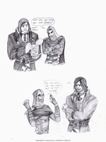 Corvo + Garret dump 1 by Demondog888