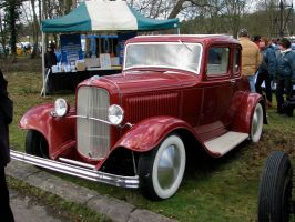 32 ford 51 by smevcars